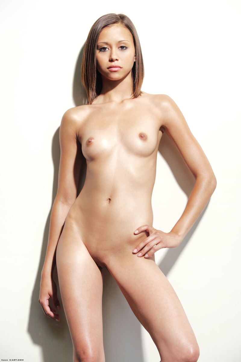 famous young female naked