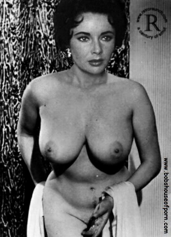 Consider, that elizabeth taylor nude pussy sorry, does
