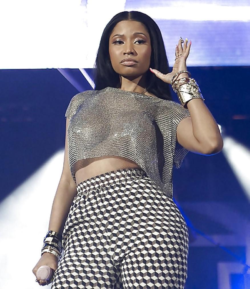 Minaj fappening nicki Nicki Minaj