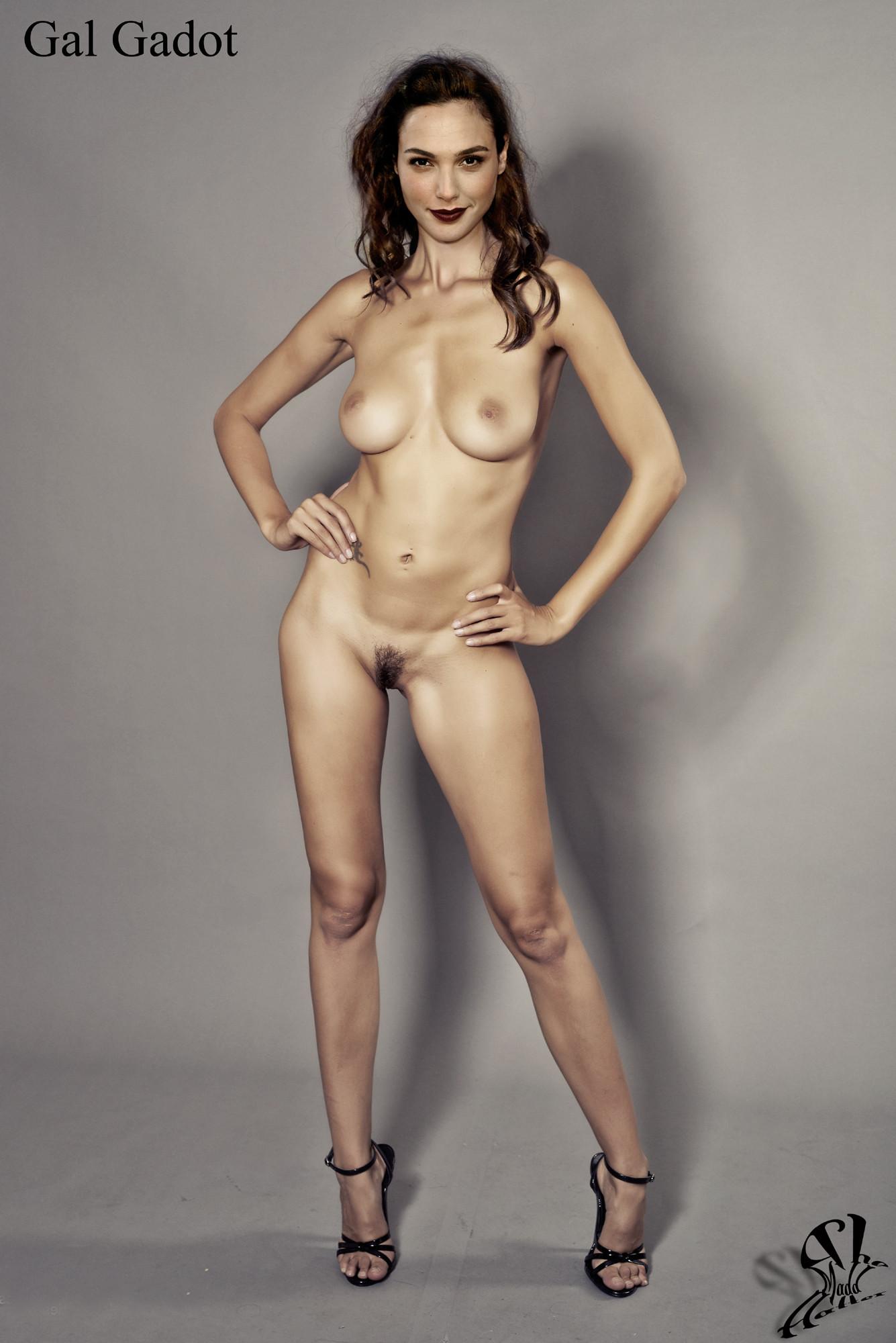 Gadot pics gal nude Gal Gadot