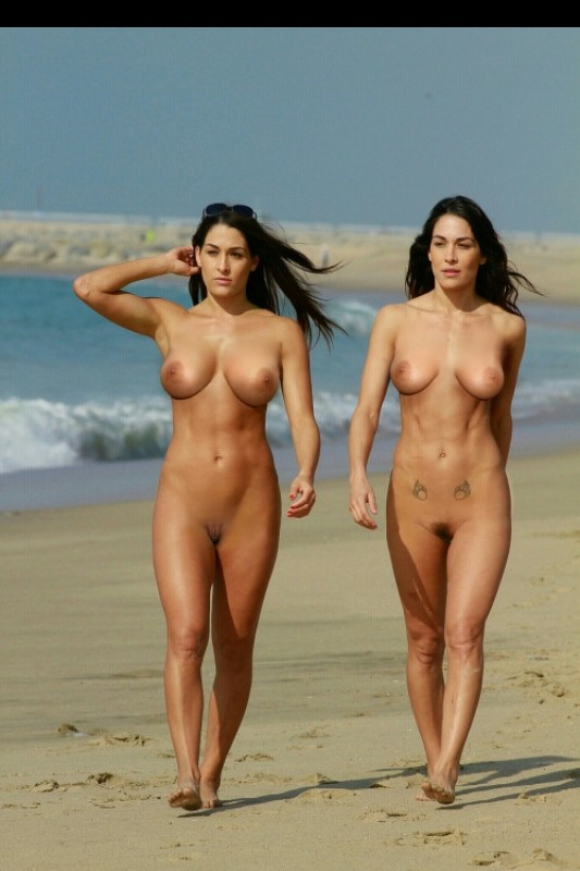 Opinion nude bella twins really surprises
