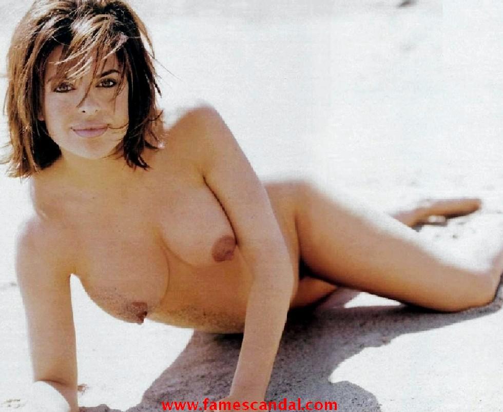 rinna naked lisa Nude