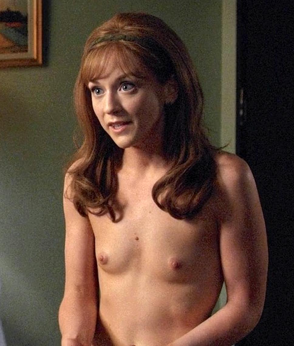 Emily kinney topless