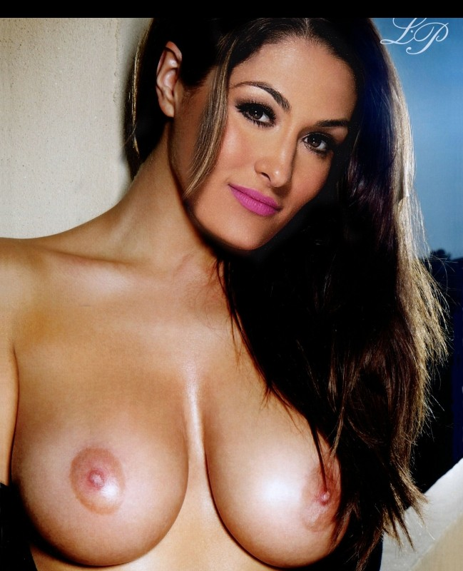 Nikki bella nu superb