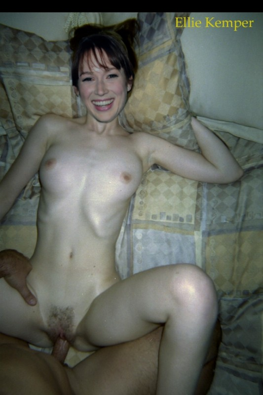 Congratulate, ellie kemper naked fakes