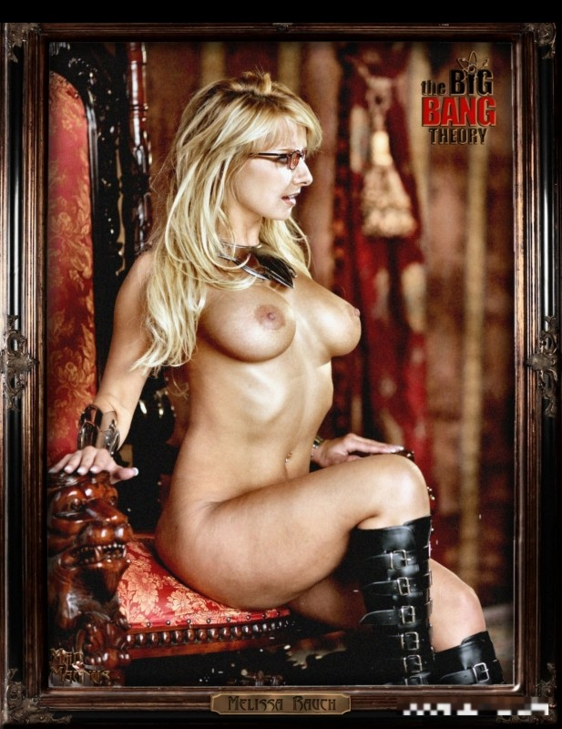 Naked Melissa Rauch remarkable